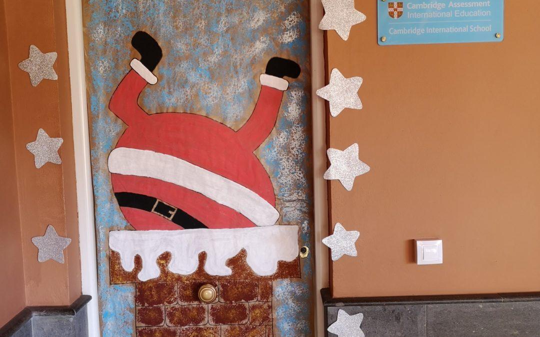 Christmas en nuestra Nursery!