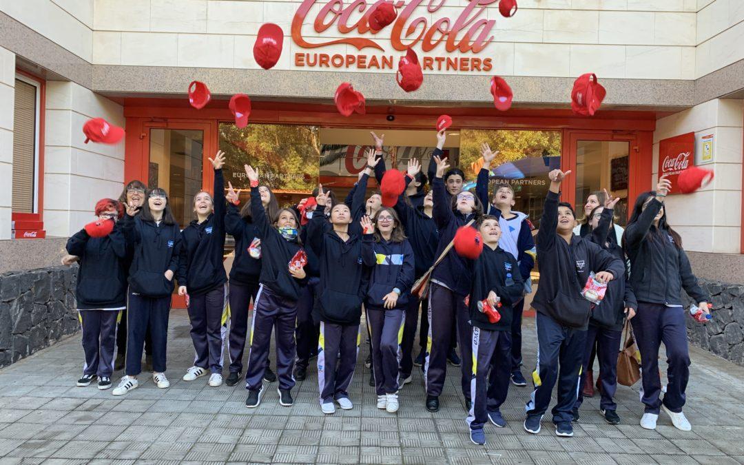 Visita a la CocaCola