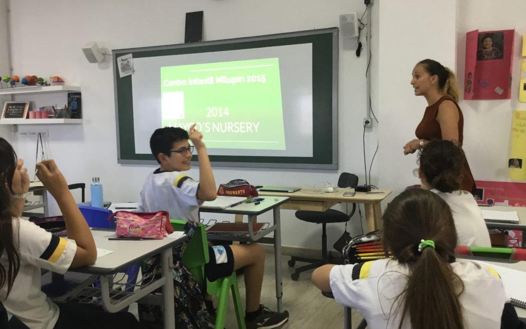 """Charla """"Mujeres emprendedoras en la Educación"""""""