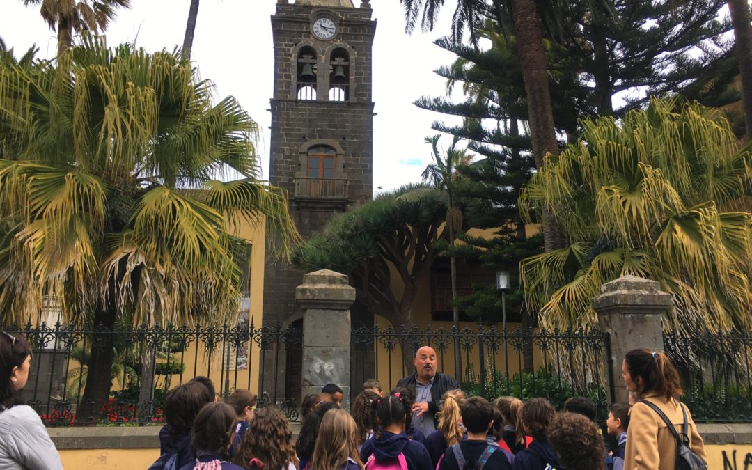 Visita al centro histórico de San Cristóbal de La Laguna