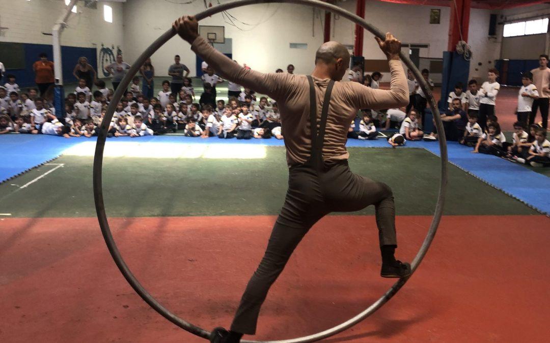 Exhibición de Circo