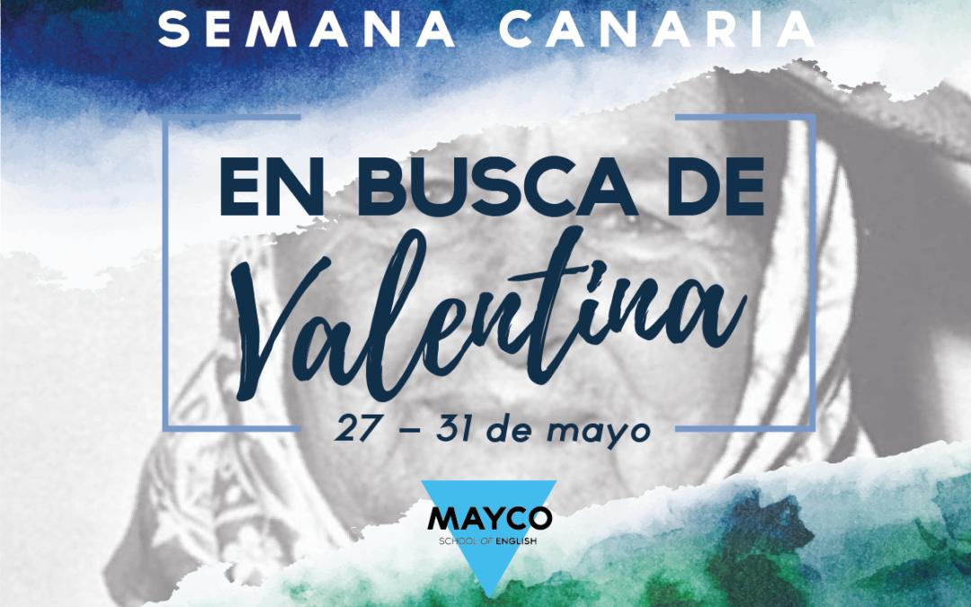 Semana Canaria|27-31 mayo