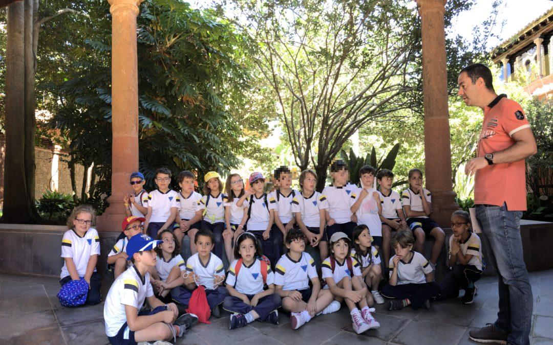 Visita a La Laguna – 2º E.P.