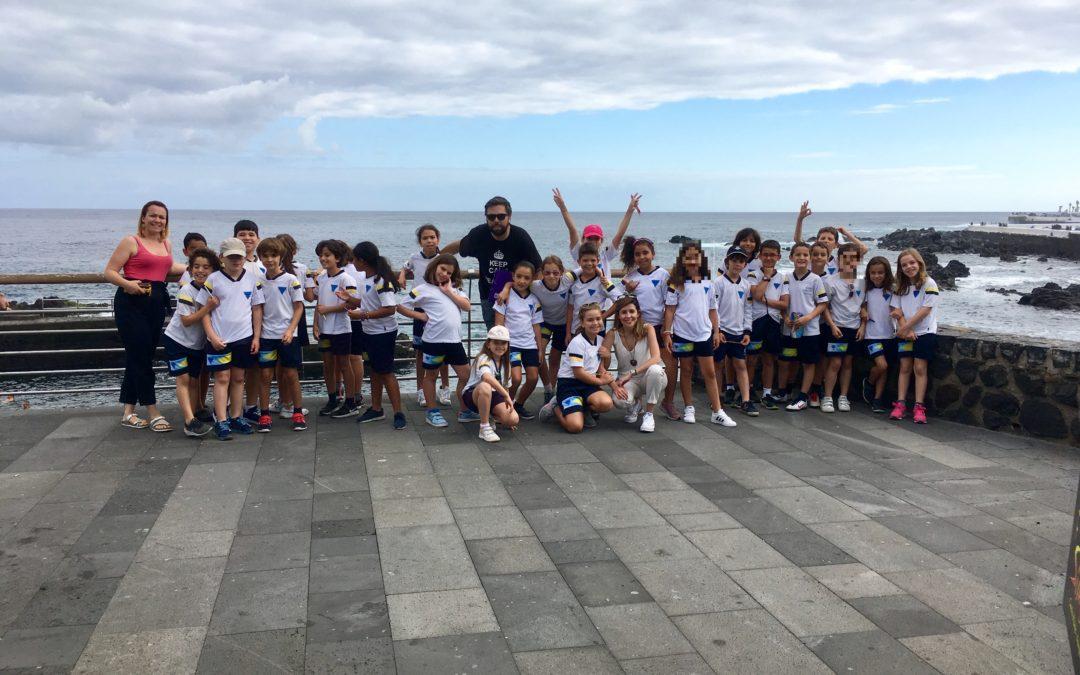 Visita al Puerto de la Cruz