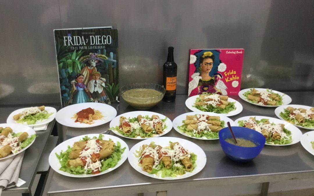 Degustación Comida Mexicana