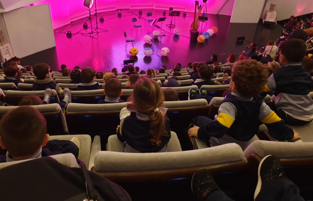 Visita al Auditorio – Infantil