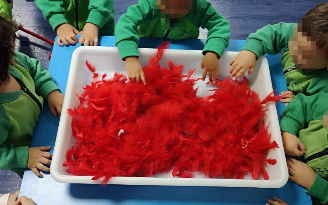 Estímulos sensoriales – Nursery