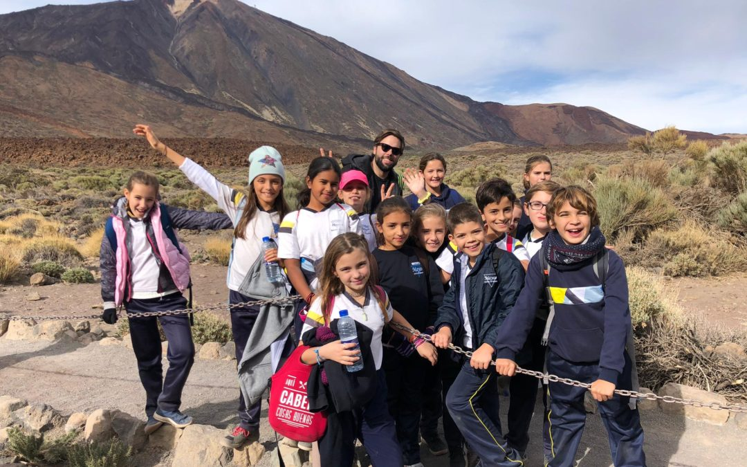 Salida al Parque Nacional del Teide