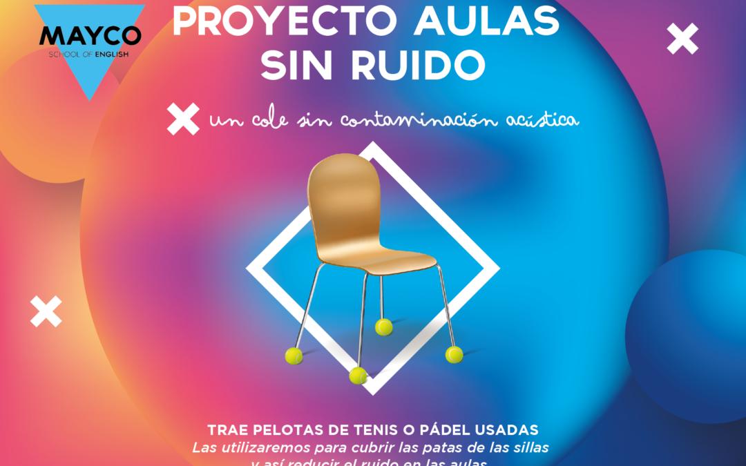 Proyecto – Aulas sin Ruido