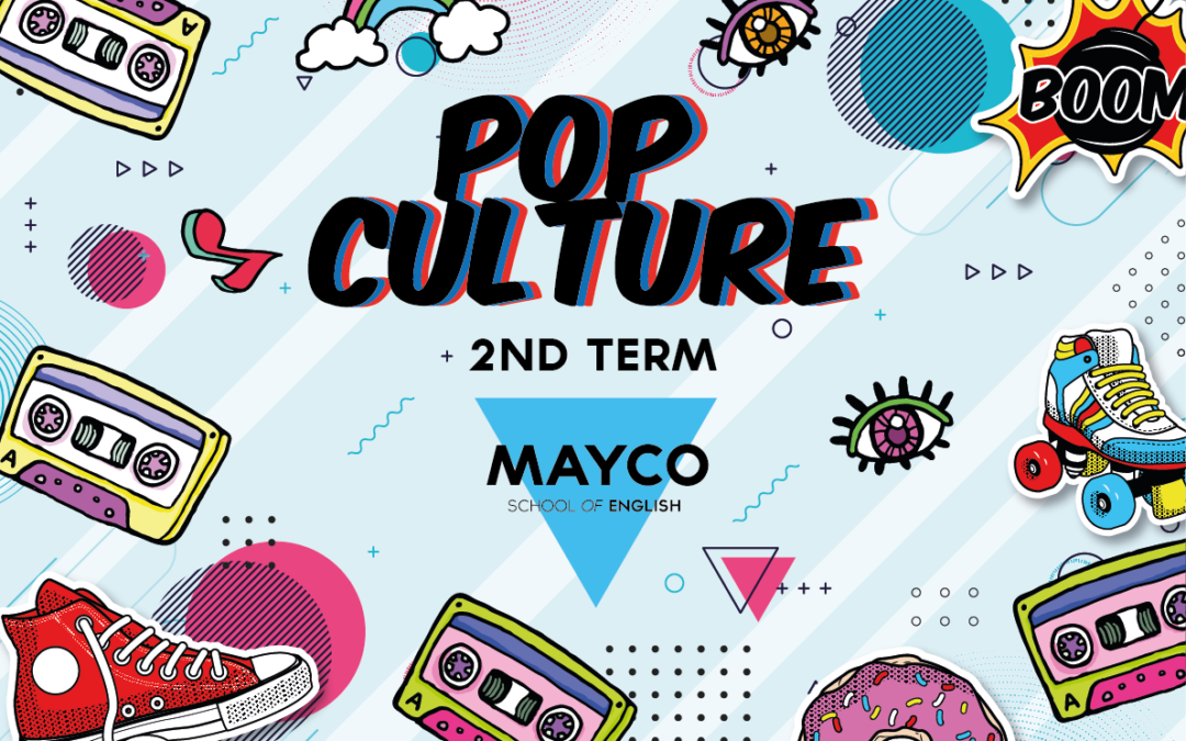 Proyecto trimestral – POP CULTURE