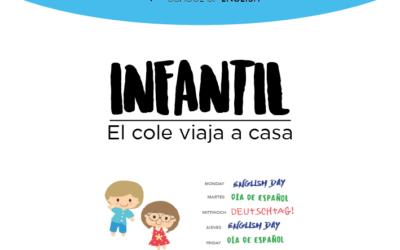 INFANTIL – El cole viaja a casa