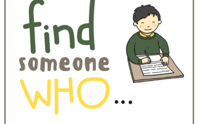 Find Someone Who… #academy