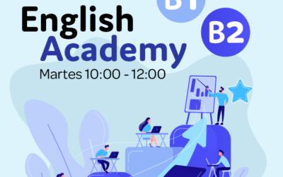 Nuevo horario B1 y B2 Academia
